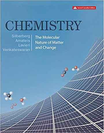 کتاب شیمی سیلبربرگ: ماهیت مولکولی ماده و تغییر ویرایش دوم