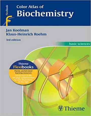 کتاب اطلس رنگی بیوشیمی جان کولمن ویرایش سوم