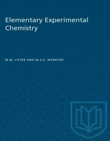 کتاب شیمی تجربی مقدماتی ویرایش چهارم