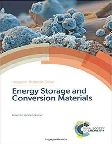 کتاب مواد ذخیره کننده و تبدیل انرژی