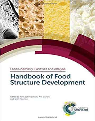 هندبوک توسعه ساختار مواد غذایی