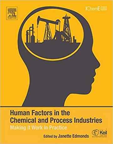 کتاب عوامل انسانی در صنایع شیمیایی و فرایندی