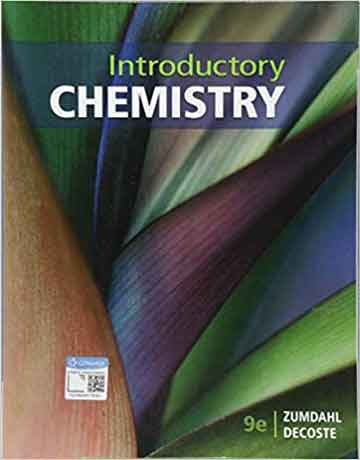 کتاب شیمی مقدماتی زومدال ویرایش نهم چاپ 2018