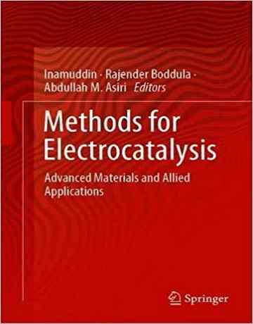 روش ها برای الکتروکاتالیز: مواد پیشرفته و کاربردهای پیوسته