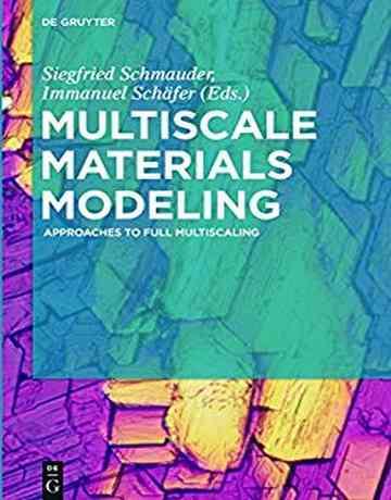 مدل سازی مواد چند مقیاسی: رویکردها به چند متغیرسازی