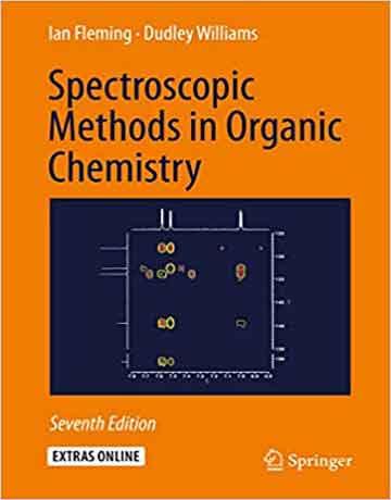 کتاب روش های طیف سنجی در شیمی آلی فلمینگ ویرایش هفتم