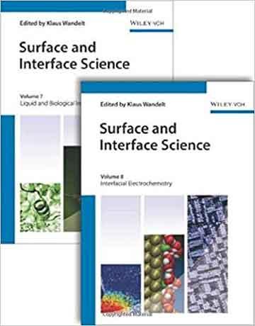 کتاب علوم سطح و بین سطحی جلد 7 و 8 چاپ 2020