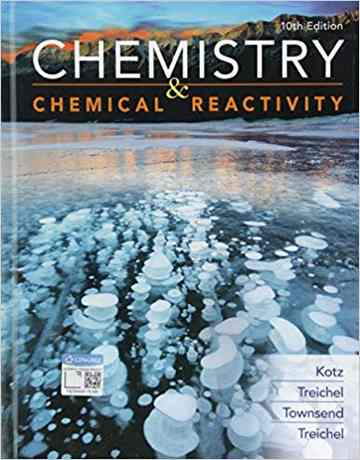 کتاب شیمی عمومی کاتز و واکنش پذیری شیمیایی ویرایش دهم