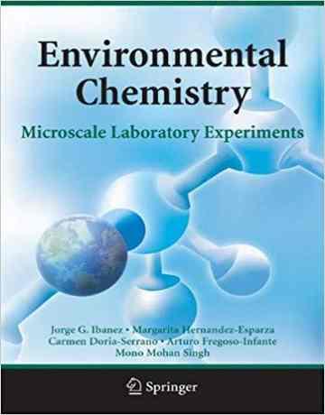 کتاب شیمی محیط زیست: تجربیات آزمایشگاهی مقیاس میکرو