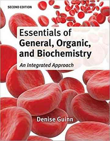 کتاب ضروریات شیمی عمومی، شیمی آلی و بیوشیمی ویرایش دوم