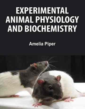 کتاب فیزیولوژی تجربی حیوانات و بیوشیمی