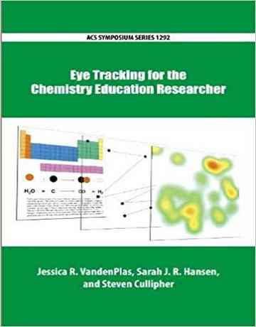 ردیابی چشم برای محقق آموزش شیمی