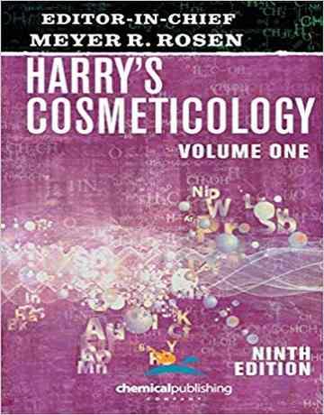 کتاب زیبایی شناسی هری ویرایش 9 جلد 1 (آرایشی و بهداشتی)