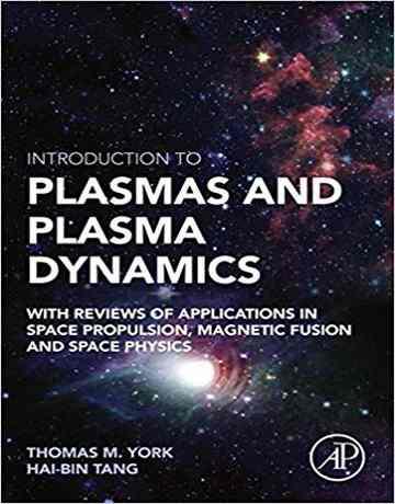 کتاب مقدمه ای بر پلاسما و دینامیک پلاسما