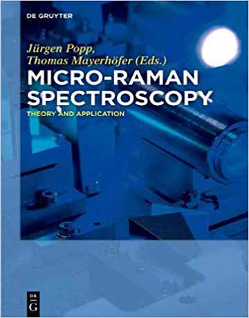 کتاب طیف سنجی میکرورامان: تئوری و کاربردها 2020