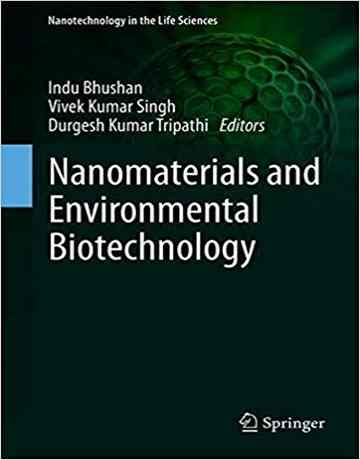 کتاب نانومواد و بیوتکنولوژی محیطی 2020