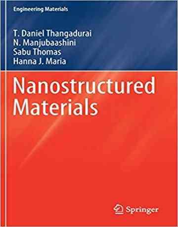 کتاب مواد نانوساختار Nanostructured Materials