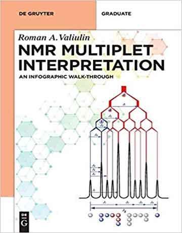 کتاب تفسیر طیف چند جزئی طیف سنجی NMR