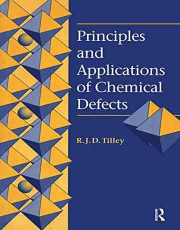 کتاب اصول و کاربردهای نقص شیمیایی