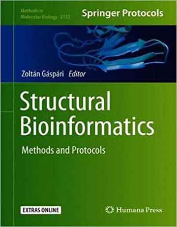 کتاب بیوانفورماتیک ساختاری: روش ها و پروتکل ها 2020