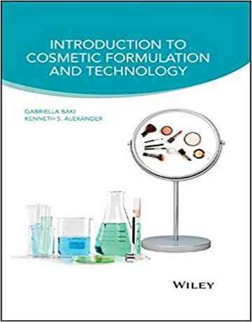 کتاب مقدمه ای بر تکنولوژی و فرمولاسیون آرایشی و بهداشتی