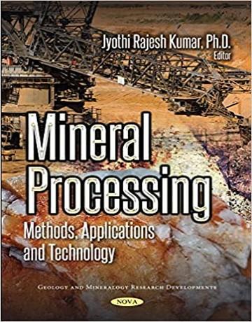 پردازش مواد معدنی: روش ها، کاربردها و تکنولوژی