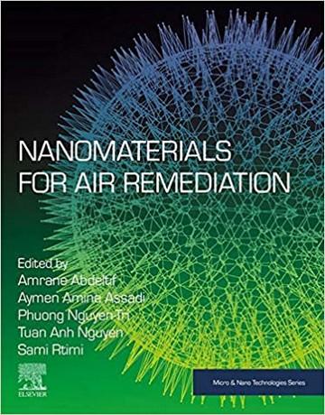 کتاب نانومواد برای پاک سازی هوا چاپ 2020