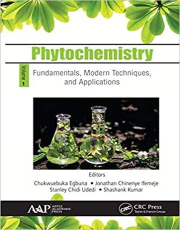 کتاب فیتوشیمی جلد 1: اصول، تکنیک های مدرن و کاربردها