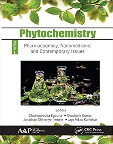 کتاب فیتوشیمی جلد 2: فارماکوگنوزی، نانو پزشکی و مسائل معاصر