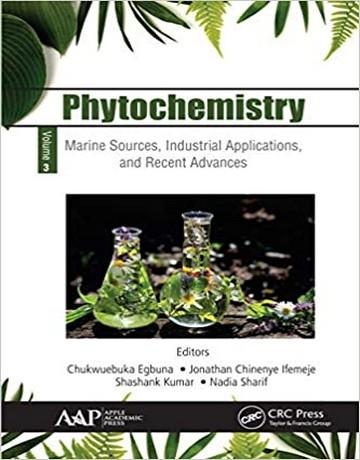 کتاب فیتوشیمی جلد 3: منابع دریایی، کاربردهای صنعتی و پیشرفت های اخیر