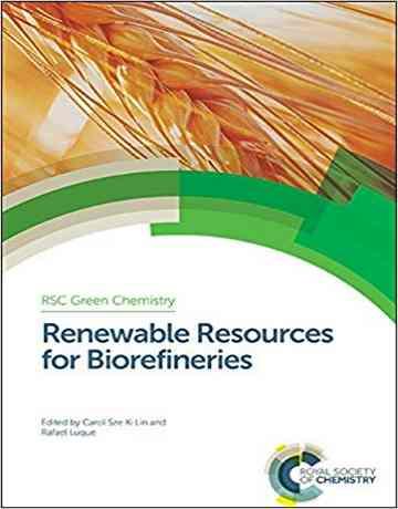 منابع تجدید پذیر برای پالایشگاه های زیستی
