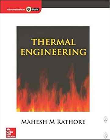 کتاب مهندسی حرارتی Mahesh Rathore