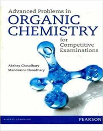 کتاب مسائل پیشرفته در شیمی آلی برای آزمون های رقابتی