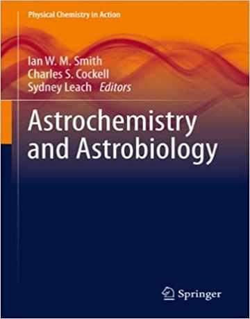 کتاب آستروشیمی (اخترشیمی) و اختر زیست شناسی