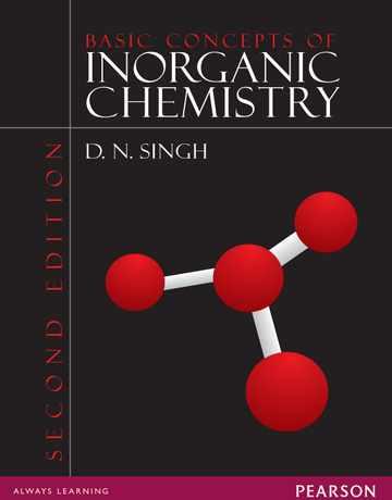 کتاب مفاهیم پایه شیمی معدنی ویرایش دوم