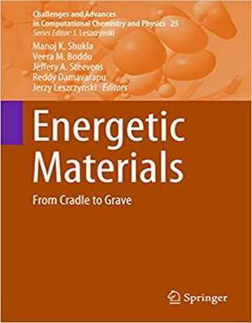 مواد انرژی زا: چالش ها و پیشرفت ها در شیمی محاسباتی