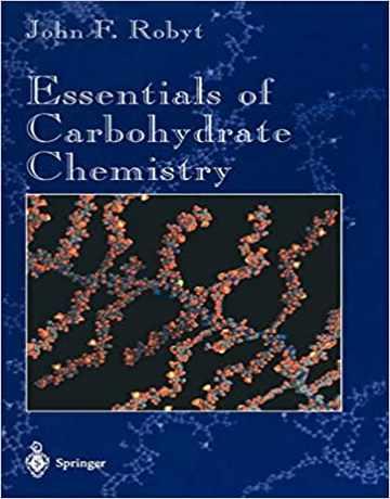 کتاب ملزومات شیمی کربوهیدرات