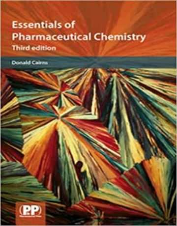 کتاب ملزومات شیمی دارویی ویرایش سوم