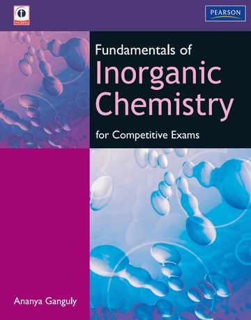 کتاب اصول شیمی معدنی: برای امتحانات رقابتی