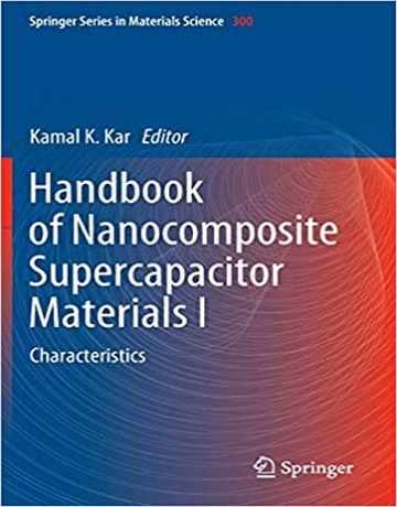 هندبوک مواد ابرخازن نانوکامپوزیت جلد 1: مشخصات