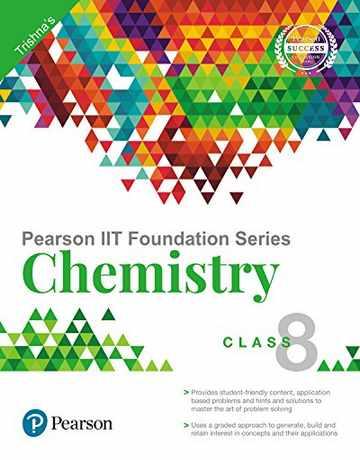 کتاب شیمی پایه پیرسون کلاس 8 ویرایش هفتم
