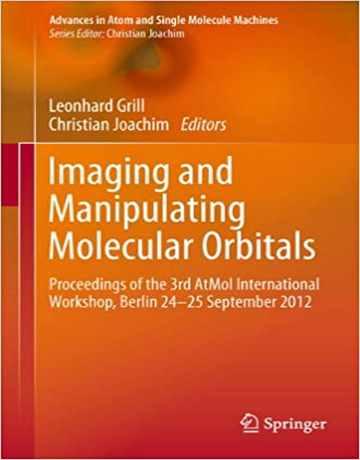 تصویربرداری و دست کاری اوربیتال های مولکولی