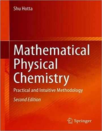 کتاب شیمی فیزیک ریاضیاتی ویرایش دوم