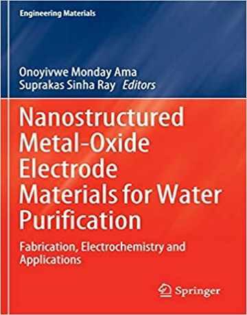 مواد الکترود اکسید فلزی نانوساختار برای تصفیه آب