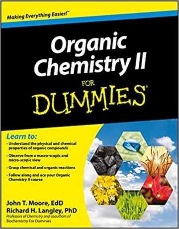 کتاب شیمی آلی 2 فور دامیز