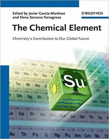 کتاب عنصر شیمیایی: سهم شیمی در آینده جهان ما