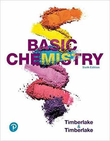 کتاب شیمی پایه تیمبرلیک ویرایش ششم 2019