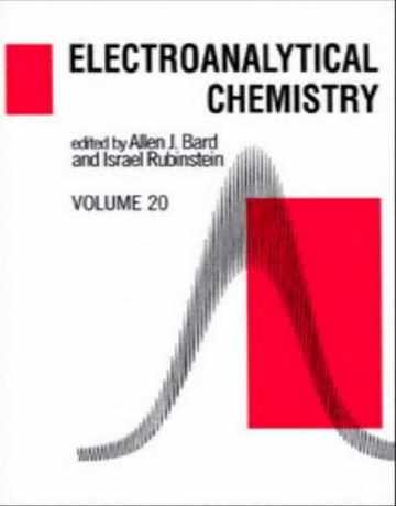 کتاب شیمی الکتروتجزیه ای آلن جی بارد جلد 20