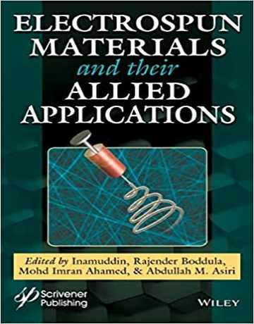 کتاب مواد الکترواسپون و کاربردهای آن