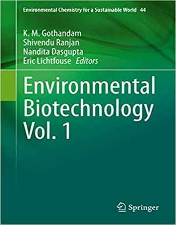 دانلود کتاب بیوتکنولوژی محیطی جلد اول